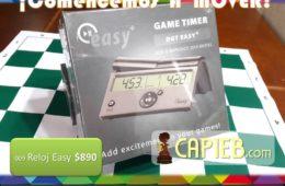 009 Reloj Easy