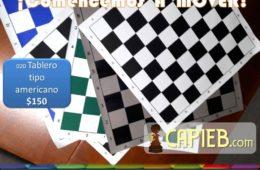 020 Tablero Tipo Americano