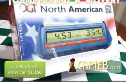 007 Reloj North American