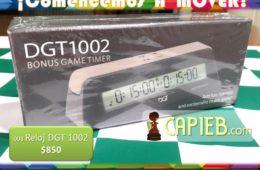 008 Reloj DGT 1002